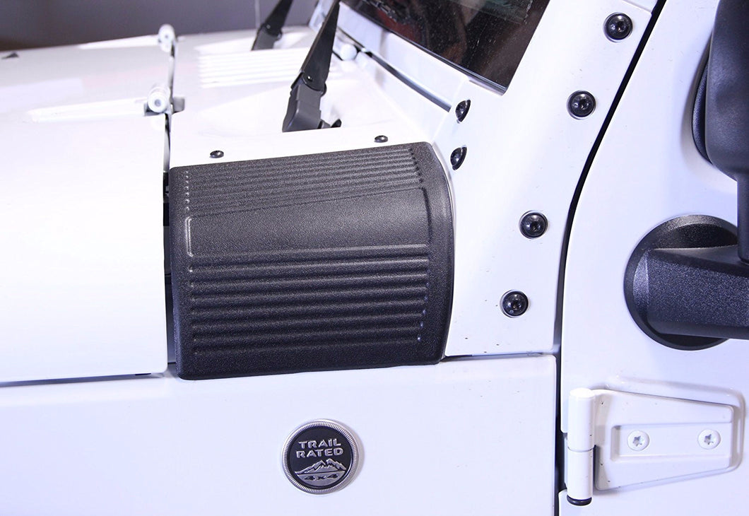 Side Cowl Body Armor (Pair) - Altitude Jeep