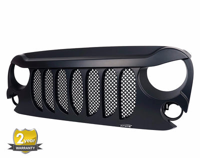 Beast Grill for '07-'18 Jeep Wrangler - Altitude Jeep