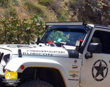 50'' Straight Bar Dual Mount - Altitude Jeep