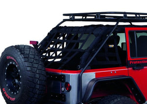 Warrior Products - Cargo Netting System - Altitude Jeep