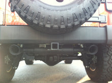 "MagnaFlow 15160 Performance ""Black Series"" Axle Back Exhaust System - Altitude Jeep"
