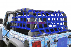 Wrangler JK Cargo Net 2 Door - Altitude Jeep