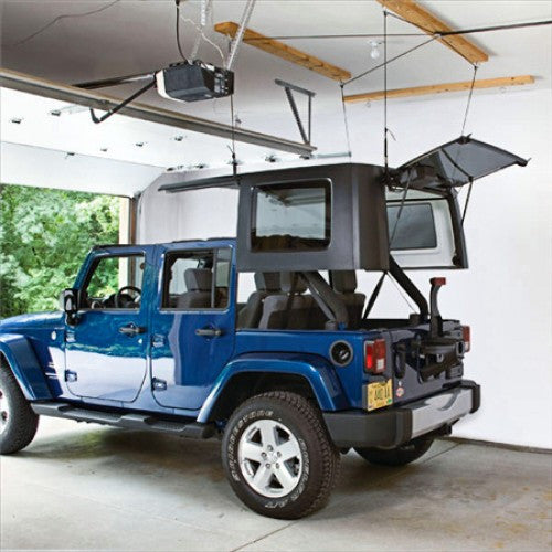 Beautiful 4 Door Jeep Wrangler Hard Top Hoist   Altitude Jeep ...