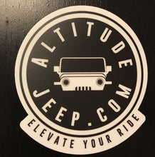 "The ""OG"" Sticker (x2) - Altitude Jeep"