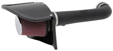 K & N Filter 63 Series Aircharger Kit - Altitude Jeep