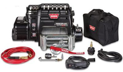 Warn Industries Power Plant HD 12,000lb Recovery Winch - Altitude Jeep