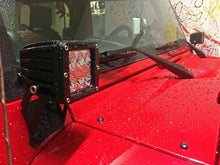 Rigid Industries 2007-2015 Jeep JK D-Series A-Pillar Mount Kit - Altitude Jeep