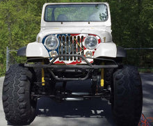 WINDY USA Jeep Grill Skin - Altitude Jeep