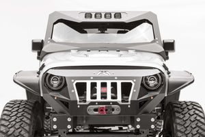 ViCowl Visor for '07-'17 Jeep JK Wrangler - Altitude Jeep