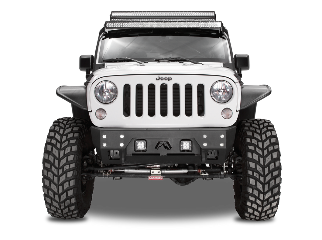 Full Metal Jacket (FMJ) for '07-'17 Wrangler - Altitude Jeep
