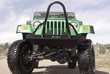 Hardcore Winch Bumper w/ Stinger for '97-'06 Jeep Wrangler TJ/LJ - Altitude Jeep