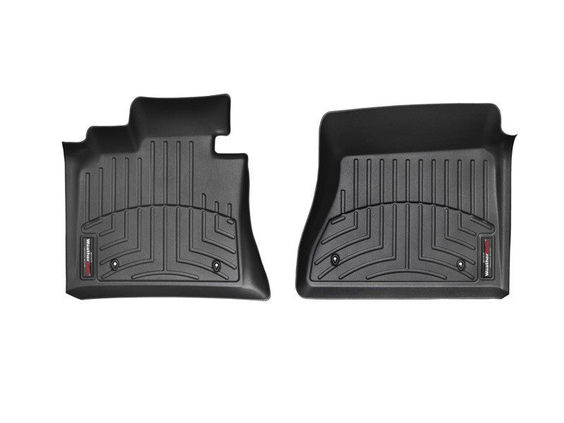 WeatherTech DigitalFit Front FloorLiner (Black) for '14-'17 Wrangler - Altitude Jeep