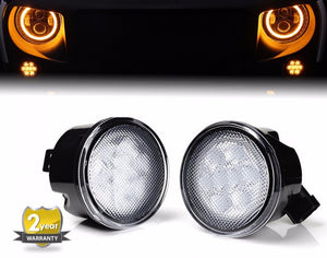 JK Amber LED Turn Signals - Altitude Jeep