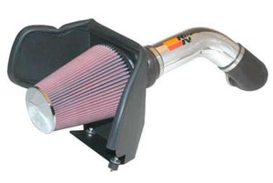 K&N 77 Series High Flow Performance Cold Air Intake for '07-'11 3.8L Wrangler JK - Altitude Jeep