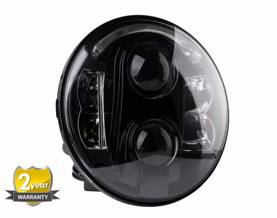 Arc Angel CREE LED Halo Headlights - Altitude Jeep