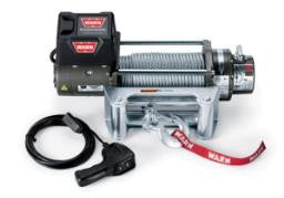 Warn Industries M8000 Recovery Winch - Altitude Jeep