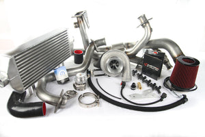 2007-2011 Stage 3 Turbo Kit for JK 3.8L Jeep Wrangler with Intercooler (Manual Transmission only) - Altitude Jeep