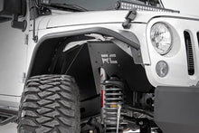 Rough Country Front Inner Fender Liners - Altitude Jeep