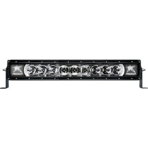 Rigid Industries Radiance 20'' White Back-Light Bar (Black) - Altitude Jeep