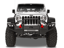 Vengeance Series Front Bumper for '07-'17 Wrangler - Altitude Jeep
