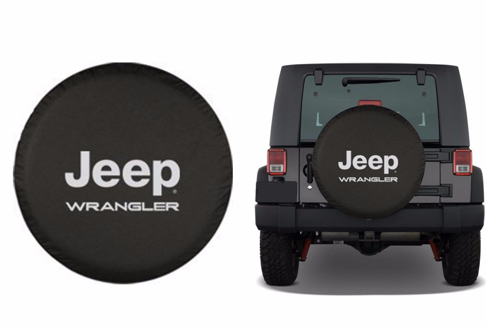 Spare Tire Cover: Multiple Styles And Sizes!   Altitude Jeep ...