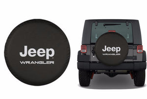 Spare Tire Cover: Multiple Styles and Sizes! - Altitude Jeep
