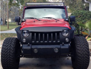 JK Angry Birds Grill - Altitude Jeep