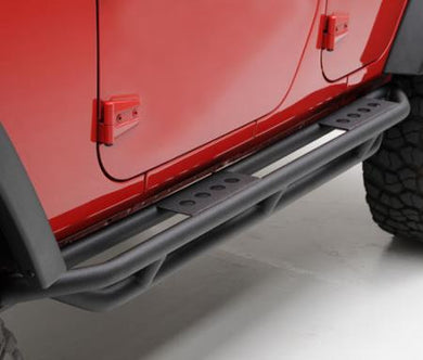 Smittybilt Rock Crawler Side Armor (Black) - Altitude Jeep