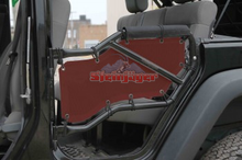 Rear Door Covers/Nets for JK - Altitude Jeep