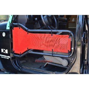 Front Door Covers/Nets for TJ & JK - Altitude Jeep