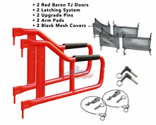 Steel Tube Door Kit for '97-'06 Jeep Wrangler TJ - Altitude Jeep
