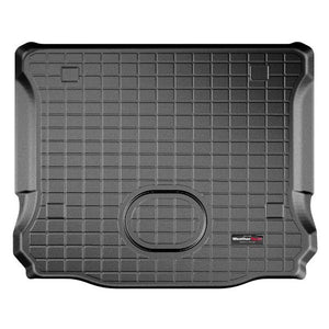 WeatherTech Rear Cargo Liner (Black) for '15-'17 Wrangler 4 Door Unlimited - Altitude Jeep