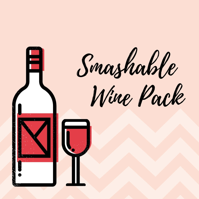 'Smashable' Wine Subscription