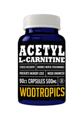 Acetyl-L-Carnitine Capsules - 90 Servings