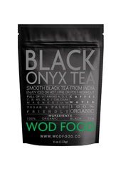 Black Onyx, Organic Black Tea From India