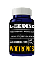 L-Theanine Capsules - 120 Servings