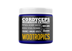 Cordyceps Mushroom Extract Powder - 30 Servings