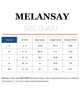 Melansay Women's Short Sleeves Casual Summer T Shirt Dress Pockets