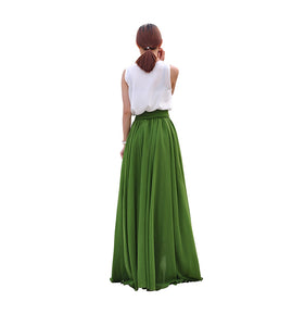 Avocado women summer skirts