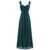 Women Pleated Bridesmaid Dresses Elegant Ruched High-waisted Long Formal Wedding Party Dresses for 2018 Vestido Bridesmaid Dress