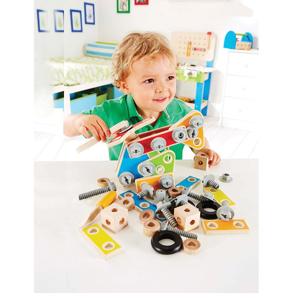 Hape Toy Master Builder Set