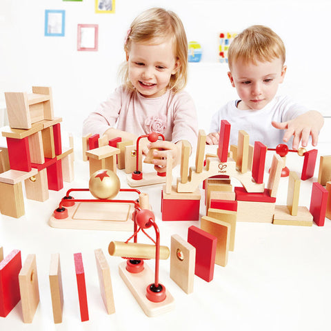 Hape Wooden Toy Dominoes