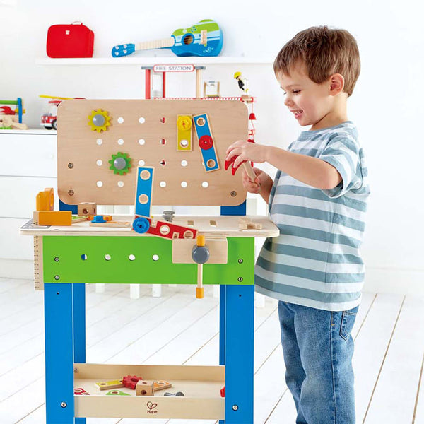 Hape - My Giant Workbench