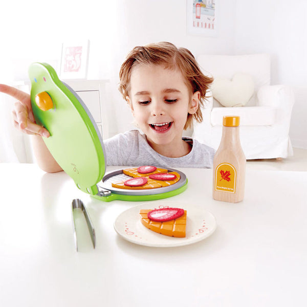 Hape Toy Instant Waffles