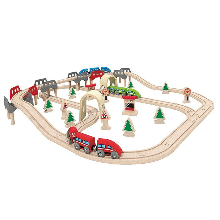 Hape Rail - Wooden Train Track