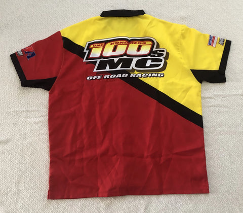 Mens 100's MC Pit Shirt