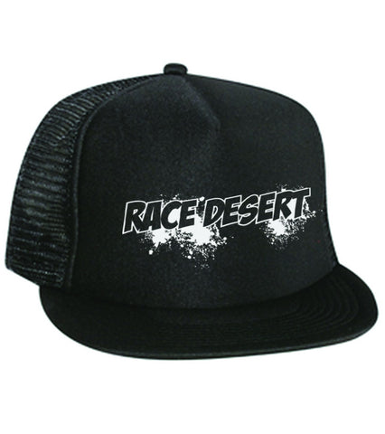 Race Desert Splatter Hat