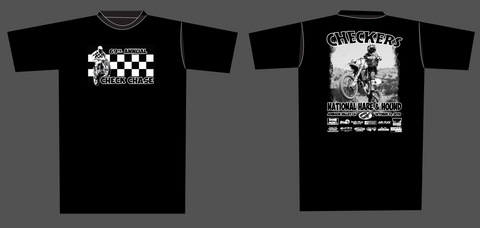 Checkers MC Official 69th Annual Check Chase 2019 National Event Shirt - Final