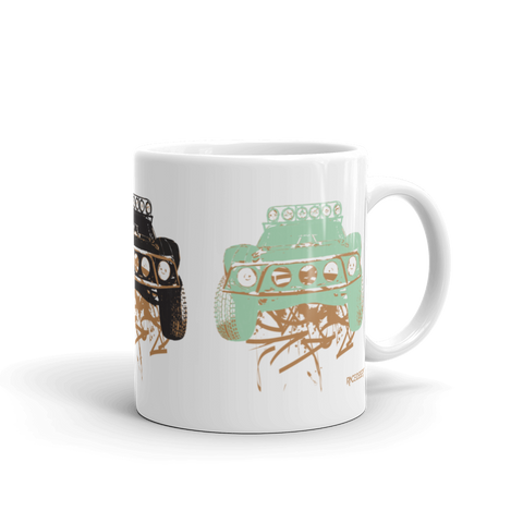 Dirty Beast Coffee Mug