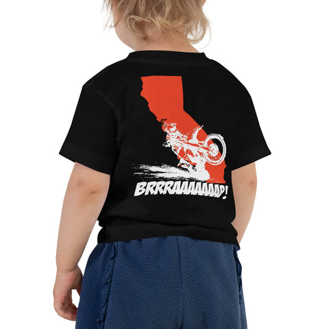 Toddler Cali Brap T-Shirt.